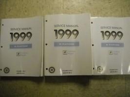 1999 BUICK CENTURY REGAL Service Repair Workshop Shop Manual Set OEM FAC... - $69.29