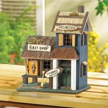 Bass Lake Lodge Birdhouse - $26.00