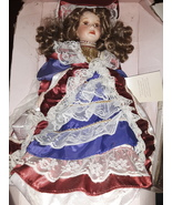 Collectible Memories Limited Edition Porcelain Doll Hannah  - $70.00