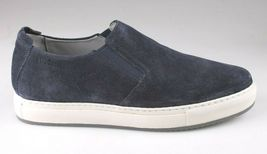 NEW Mens Strellson Blue Leather Suede Casual Shoes 43 EUR 10 US 9 UK image 3
