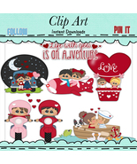 Life With You Clip Art - $1.35