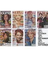 7 Ladies Home Journal 1991-1996-DOLLY,JULIA,KIRSTIE,CHR - $29.99
