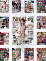 (12) PARENTING EARLY YEARS 2009 JAN-DEC.TIPS & GUIDANCE - $24.99