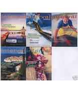 5)INTERVAL WORLD-2006-07 CANCUN,MAUI,CROATIA,OAHU,MAINE - $24.99