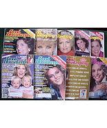 9 ISSUES-GOOD HOUSEKEEPING-JAN-NOV.1985-JACKIE O,DIANE - $24.99