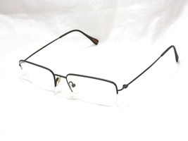 Prada Sports VPS 51F Men's Semi Rimless Eyeglasses Frame DG0-1OT Rubberi... - $40.05