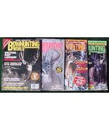 BOWHUNTING WORLD-6 ISSUES-1991-1993DEER,BEAR,ELK,TURKEY - $24.99