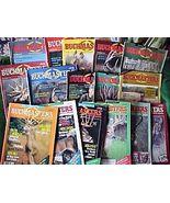 BUCKMASTERS WHITETAIL 18 ISSUES-1991-1994-DEER,TURKEY - $24.99