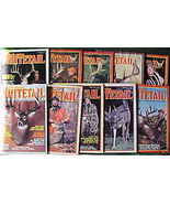 10 ISSUES NORTH AMERICAN WHITETAIL1986-1997 TIPS,STRATE - $24.99