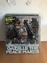 Trigun: Gazelle The Peacemaker Variant Action Figure Brand NEW! - $98.99