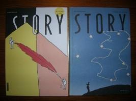 1997 - 1998 NATHAN ENGLANDER STORY Magazine collection - $25.00