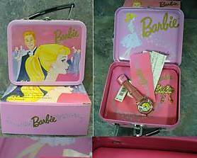 Barbie Pretty and Pink Ltd. Edition Fossil Watch MIB