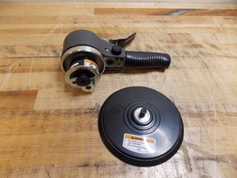"Ingersoll Rand Air Orbital Sander 6"" Round Pad 12000 OPM 17 CFM Model #311A - $45.14"