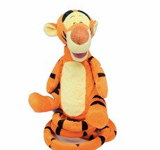 Tigger plush stuffed animal Winnie Pooh battery operated talking jumping... - $38.48