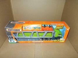 NEW Matchbox On A Mission Transporter Vehicle ~ - $14.01