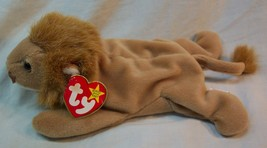"TY Beanie Baby ROARY THE LION 8""  STUFFED ANIMAL Toy 1996 - $14.85"