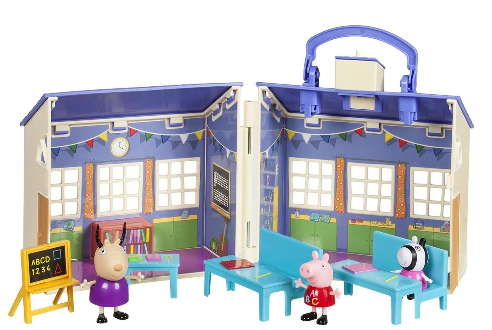 Peppa Pig Deluxe School House Playset [New Toy]