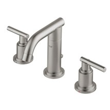 Grohe 20072ENA Brushed Nickel with handles Atrio Fuacet New open box authentic! image 1