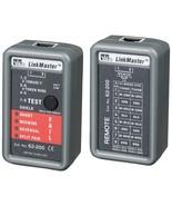 IDEAL 62-200 LinkMaster Ethernet Tester - $103.77