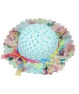 Gentle Meow Summer Hat Girl Sun Hat Beach Hat Straw Hat Sunscreen Cap Ja... - $12.66