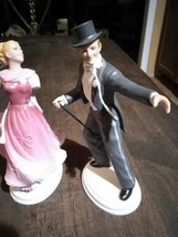 1984 Avon Ginger Rogers & Fred Astaire figurines - $5.88