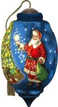 Ne'Qwa 2017 Santa Ltd Ed Dated Ornament - $58.05