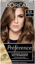 L'Oreal Preference 6.0 BUENOS AIRES - Capri - Dark Blonde Permanent Hair... - $20.80