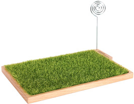 Oshi Grass Wooden Traym, Lobby,Living,Study Room,for Keys, , Wallet, Coi... - $65.70