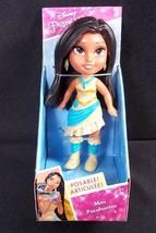 """Disney Princess Pocahontas Mini Toddler 3"""" poseable figure NEW - $9.85"""