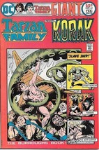 The Tarzan Family Comic Book #61, DC Comics 1976 FINE+ - $8.79