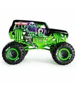 Hot Wheels Monster Trucks Grave Digger Die-Cast Car 1:24 Scale - $35.25