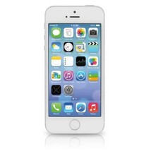 Apple iPhone 5S 16GB - US TracFone Silver (A1533)