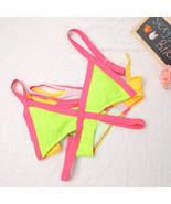 2016 Women Swimwear Push Up Swimsuit Hot Sale Bikinis Set Cheap Bandage ... - $19.55+