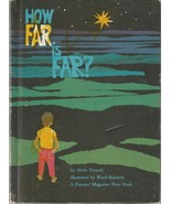 How Far Is Far by Alvin Tresselt 1964 Ward Brackett Vintage Hardcover - $9.89