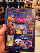 """Universal Studios Parks """"The Epic Adventures At"""" Journal New - $39.19"""