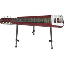 Rogue RLS-1 Lap Steel Guitar with Stand, gig bag and slide  - $100.00