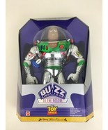 Toy Story 1998 Special Edition Holiday Phrases Hero Buzz Lightyear Chris... - $133.60