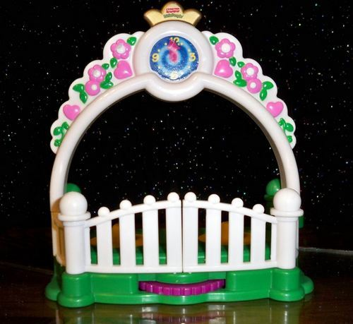Fisher Price Little People Castle Ball Dance Floor