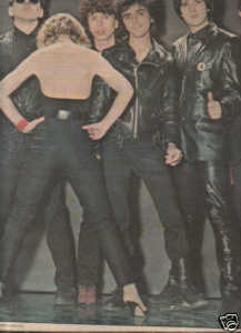 * 1979 BLONDIE ARTICLE AD WRITE UP 6-PAGE