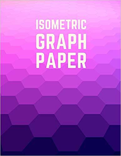 Isometric Graph Paper Draw Your Own 3D And Similar Items