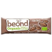 Beond Organic Raw Choc Bar 35g - $3.14