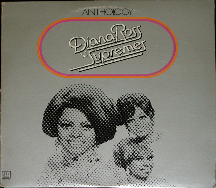 Diana ross  anthology  cover