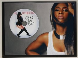 Sevyn Streeter Limited Edition Picture Disc CD Rare Collectible Music Display - $56.95