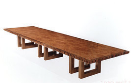 ELM BURL Conference Table - $28,780.00