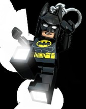 DC Super Heroes Batman Figure LED LITE Key Light Key Chain LEGO NEW UNUSED - $14.49