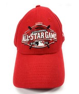 2015 MLB All Star Game New Era 9Forty Baseball Cap Hat Cotton Red Mens S... - $13.67