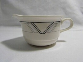 Lenox White Chinastone Natural Accents Slate Pattern Creamer Pitcher - $15.99