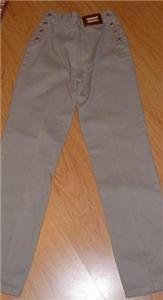 Show Tan Western Lawman World Class Denim Jeans Sz 5