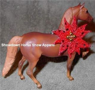 CM Breyer Horse Paddock Pals Morgan Christmas Ornament