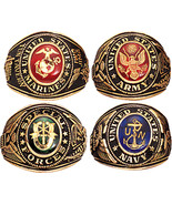 Gold Plated United States Armed Forces Deluxe 1... - $49.99